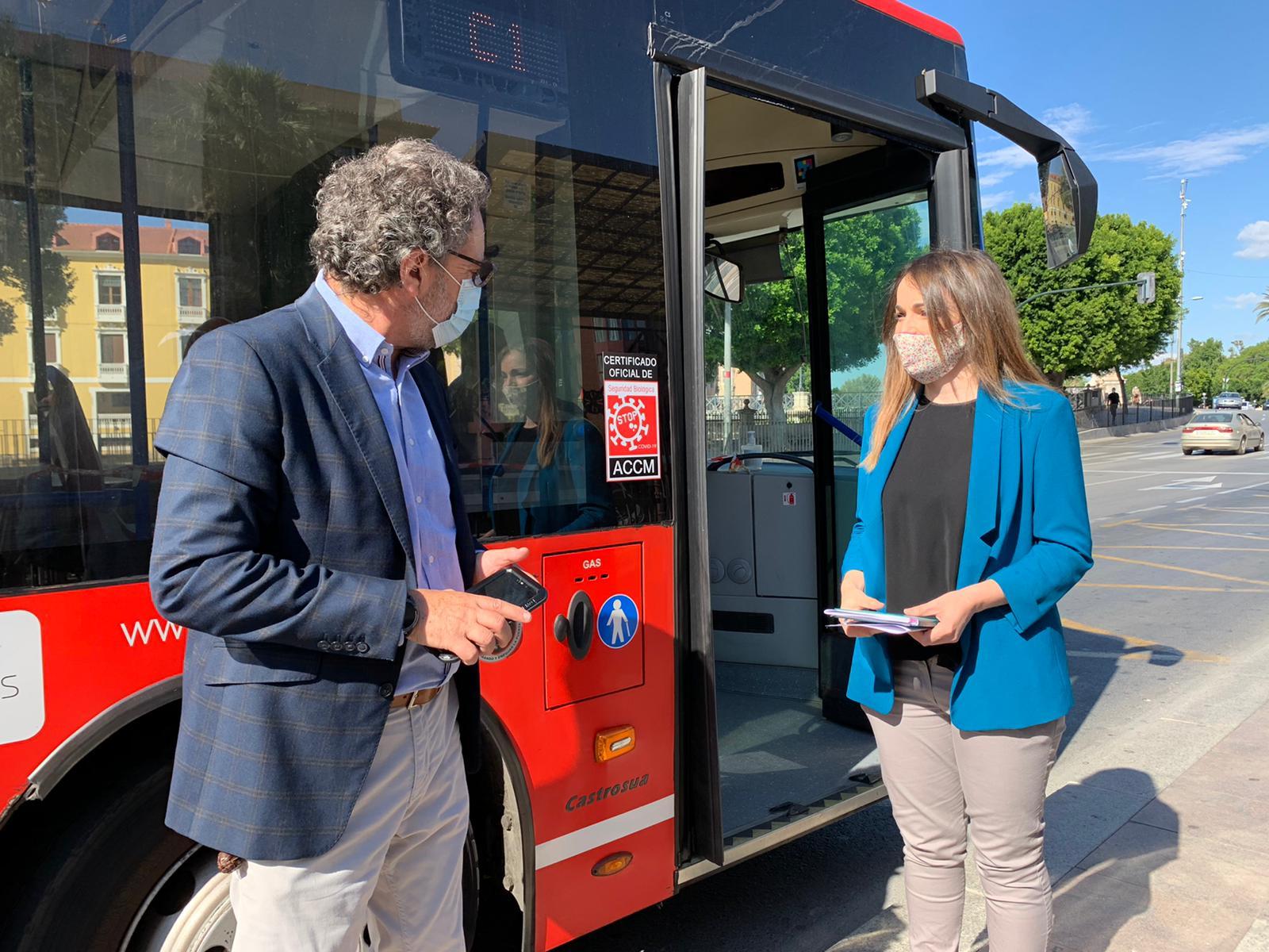 El PSOE estrangula al transporte público al no aportar ni un euro de los fondos que prometió