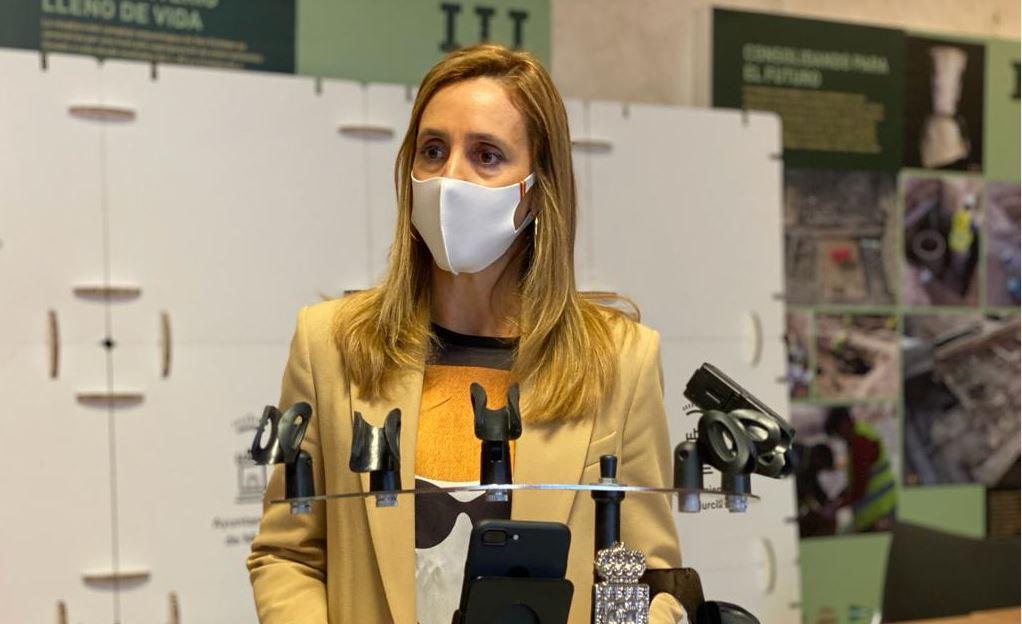 """Pilar Torres: """"El PSOE antepone su revanchismo político a la atención social de las personas sin hogar"""""""
